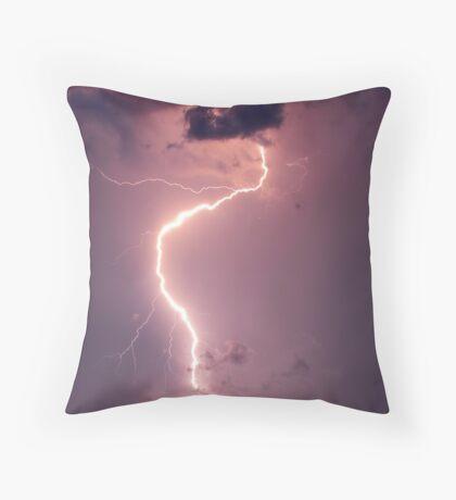 Single CG Strike Throw Pillow