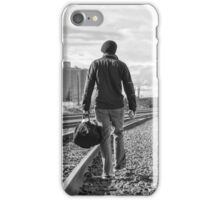 Taking on Seattle iPhone Case/Skin