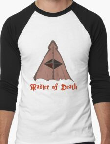 Master of Death Men's Baseball ¾ T-Shirt