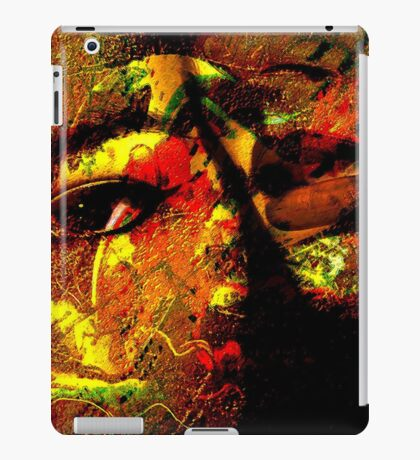 """"""" The word of mouth is the best media. """" iPad Case/Skin"""