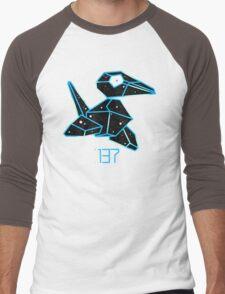 PoryGalaxy Men's Baseball ¾ T-Shirt
