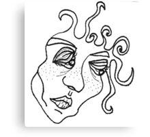 julianna Canvas Print