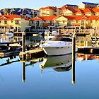 Mindarie Marina by Loredana  Smith