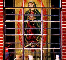 Our Lady of Guadalupe by peacebeyondpassion
