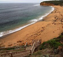 Bells Beach by Graham Lea
