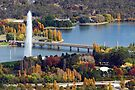 Lake Burley Griffin - Canberra by Darren Stones