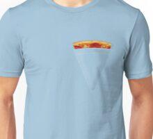 Pizza Pocket Unisex T-Shirt