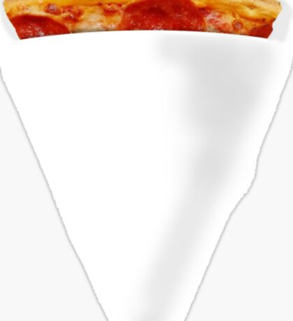 Pizza Pocket Sticker