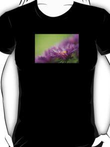 Dewy Purple Asters T-Shirt