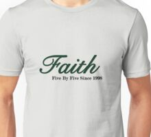 Faith Since - Dark Unisex T-Shirt