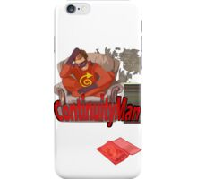 continuityman iPhone Case/Skin