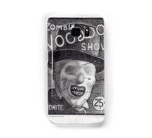 Zombie Voodoo Show Samsung Galaxy Case/Skin