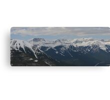 Rocky Mountain #4 Canvas Print