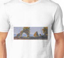 Hopewell Cape Rocks Unisex T-Shirt
