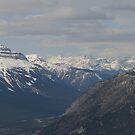 Rocky Mountains #5 by Tim Yuan