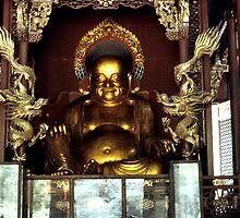 GOLDEN BUDDHA by pjwuebker