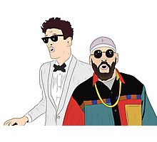 Chromeo - Frequent Flyer Photographic Print