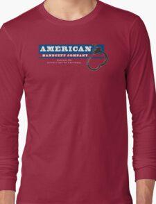 American Handcuff Company Long Sleeve T-Shirt