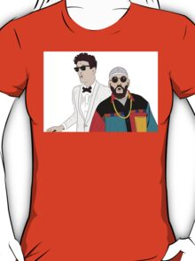 Chromeo - Frequent Flyer T-Shirt