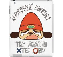 U Rappin' Awful! iPad Case/Skin