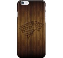 Wood Wolf iPhone Case/Skin