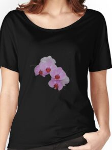 orchid tee Women's Relaxed Fit T-Shirt