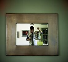 mirrors and tripods by ilovedonuts