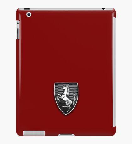Team Ferrari Horse iPad Case/Skin