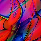 Rich Abstract 2 by shalisa