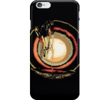 Abstract Art, Flipped Photo, multicolor, gifts, decor and wall art iPhone Case/Skin