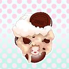 Doll faced dearies, Coco cookies n cream by Bantambb