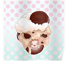 Doll faced dearies, Coco cookies n cream Poster