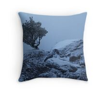 Bluff Knoll Tree Throw Pillow
