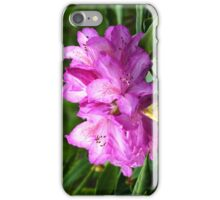 Rhododendron  iPhone Case/Skin