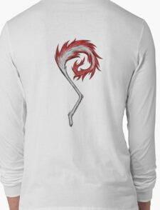 CC-Crooked lions tail W/R Long Sleeve T-Shirt