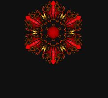 The Ruby Flame Broach Unisex T-Shirt