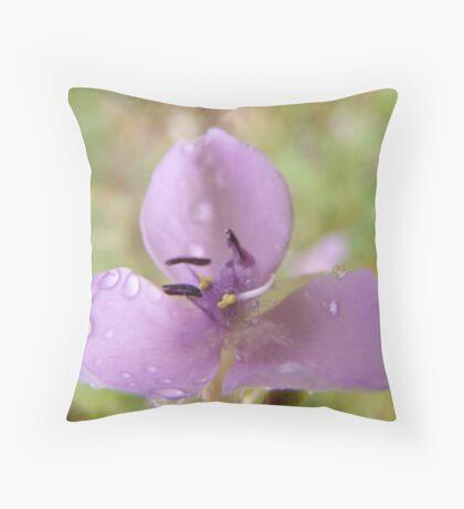 pattersonia Throw Pillow