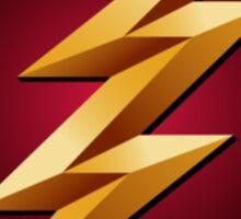 The Flash TV Logo Sticker