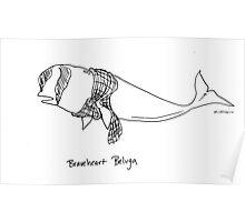 Braveheart Beluga Poster