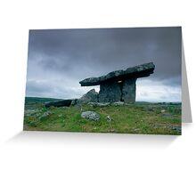 The Burren Greeting Card