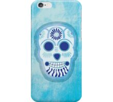 Ice Skull iPhone Case/Skin