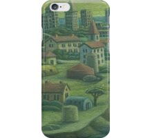 VILLAGETOWN iPhone Case/Skin