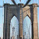 Brooklyn Bridge  by ALittleBitofRnR