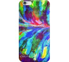 Being Centered iPhone Case/Skin