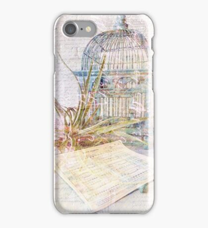 Song for Freedom iPhone Case/Skin