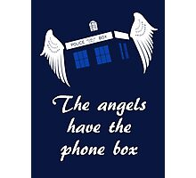 Angels Photographic Print