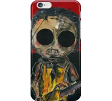 Texas Chainsaw Massacre........Leatherface iPhone Case/Skin
