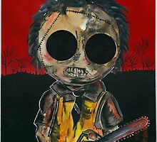 Texas Chainsaw Massacre........Leatherface by TfaceMiller