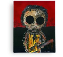 Texas Chainsaw Massacre........Leatherface Canvas Print