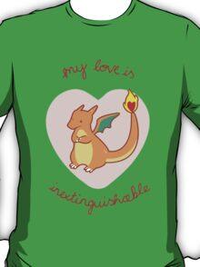 Charizard Valentine V2 T-Shirt